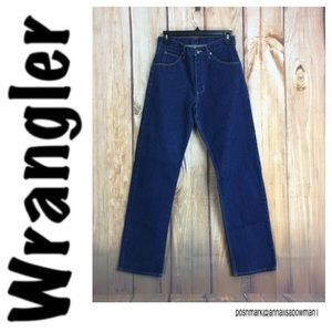💸Wrangler Vintage 1980's High Waist Denim Jean